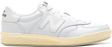 New Balance 300 Leather - White (CRT300CL)