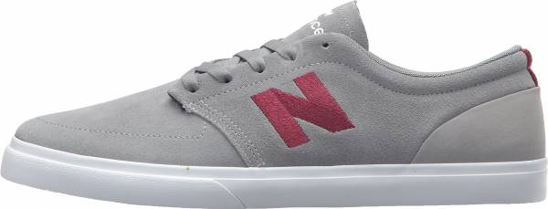 New Balance 345 - Grey with Red