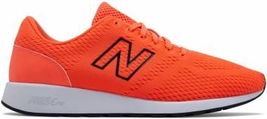New Balance 420 Re-Engineered - Orange with Black