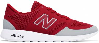 New Balance 420 Re-Engineered - Red