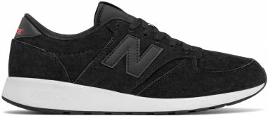New Balance 420 - Black (MRL420SH)