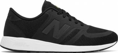 New Balance 420 Re-Engineered - Black with White