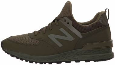 New Balance 574 Sport - Army Olive Green