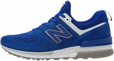 New Balance 574 Sport - Blue/White (MS574CD)