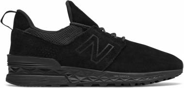 New Balance 574 Sport - Black (MS574DA)