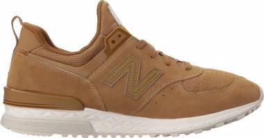 New Balance 574 Sport - Brown (MS574FSB)