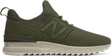 New Balance 574 Sport - Green (MS574DUO)