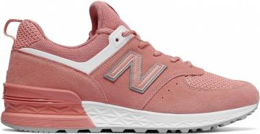 New Balance 574 Sport - Orange (MS574STP)