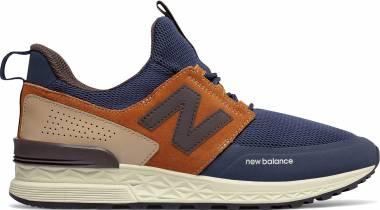 New Balance 574 Sport - Azul Dtx