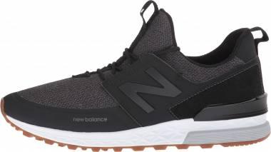 New Balance 574 Sport - Black/Magnet