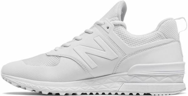 timeless design afaee 0edc7 New Balance 574 Sport White