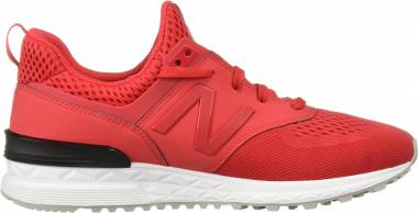 separation shoes a46bf 9a445 New Balance 574 Sport Red Men
