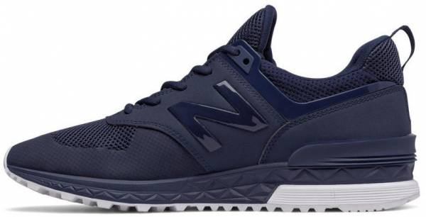 new balance 574 leather price