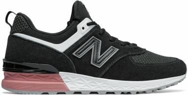 New Balance 574 Sport - Black (MS574STK)