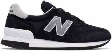 New Balance 995 - Black with silver