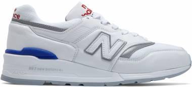 New Balance 997 Baseball Pack - White