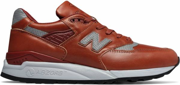 New Balance 998 Age of Exploration Brown