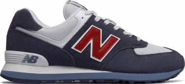 New Balance 574 Core Plus - Azul Navy Red (ML574ESC)