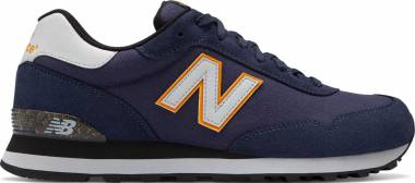 New Balance 515 - Nb Navy Light Aluminum (ML515NBR)