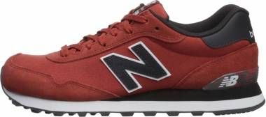 New Balance 515 - Mars Red/Iron Oxide/Magnet (ML515CRB)