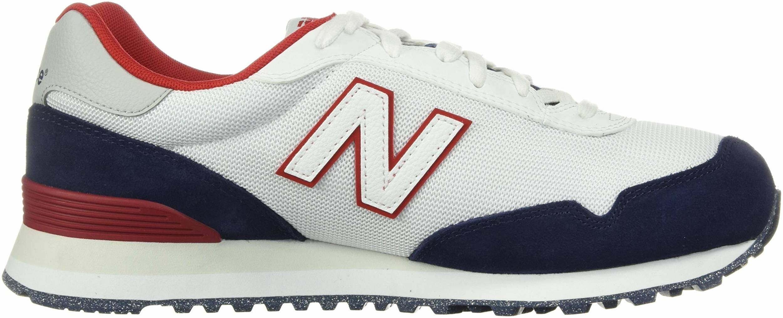 new balance 515 navy red