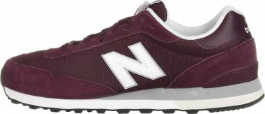 New Balance 515 Burgundy Men