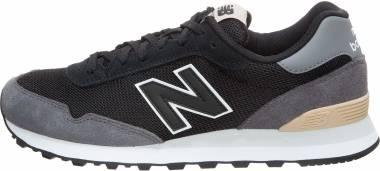New Balance 515 - Black Black Black (ML515TPB)