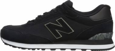 New Balance 515 - Black/Mineral Green (ML515CBG)