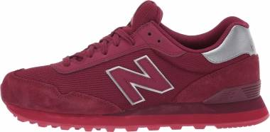 New Balance 515 - Garnet/Neo Crimson