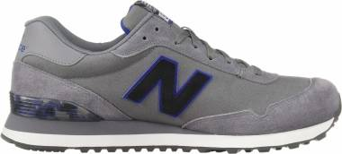 New Balance 515 - Gunmetal/Team Royal (ML515CGR)