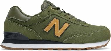 New Balance 515 - Olive/Gum (ML515WAA)