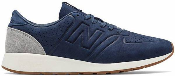 New Balance 420 Deconstructed Azul