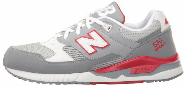 brand new d00fe df605 New Balance 530 Leather Textile Grau (Grey)