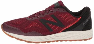 New Balance Fresh Foam Gobi Trail v2 - Burgundy Black