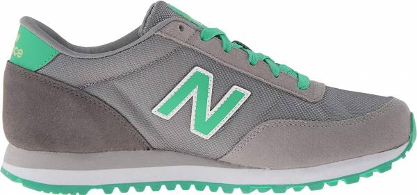 New Balance 501 Core Grey/Green