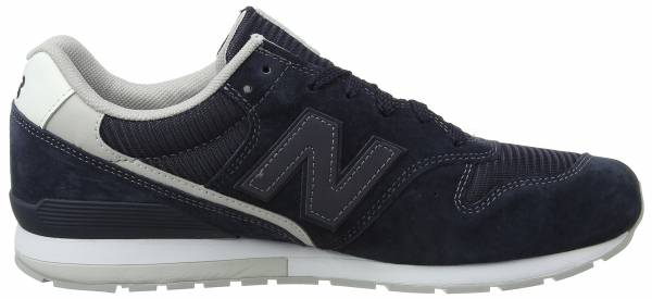 New Balance 996 Suede Blue