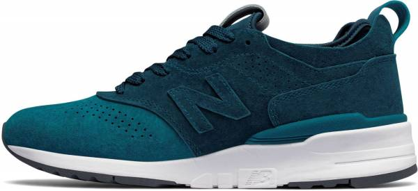 Desgracia computadora altura  New Balance 997R sneakers in blue (only $63) | RunRepeat