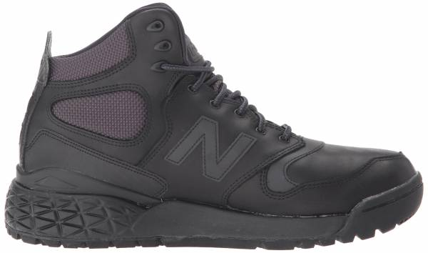 New Balance Fresh Foam Paradox Leather Black
