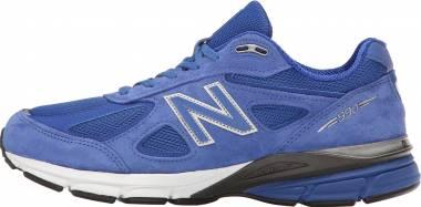 New Balance 990 - Uv Blue Silver