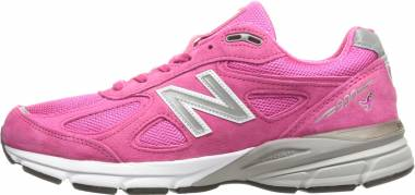 huge selection of e84fb 706a4 New Balance 990 Komen Pink Men