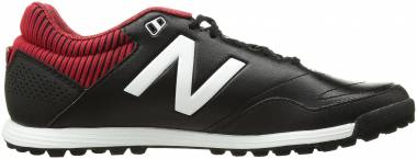 New Balance Audazo 2.0 Pro Turf Black with Red & Silver Men
