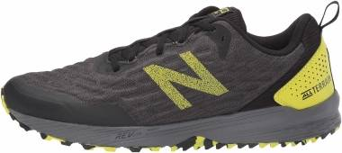 New Balance FuelCore Nitrel Trail - Noir Black Yellow Black Yellow