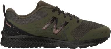 New Balance FuelCore Nitrel Trail - Green with Black (MTNTRRG1)