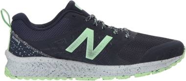 New Balance FuelCore Nitrel Trail Bleu Marine Men