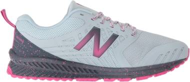 New Balance FuelCore Nitrel Trail - Grey with Grey (WTNTRRL1)