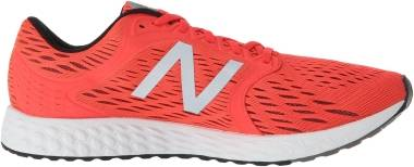 New Balance Fresh Foam Zante v4 - Orange/Black (MZANTHH4)