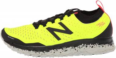 quality design 19b10 e125f New Balance Fresh Foam Hierro v3 Yellow Black Men