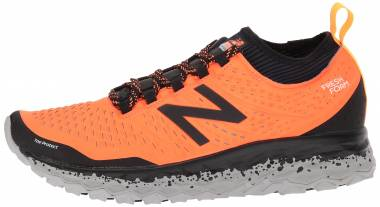 New Balance Fresh Foam Hierro v3 Orange Men