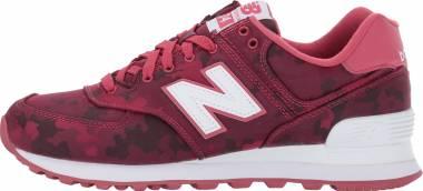 New Balance 574 Camo - Pink