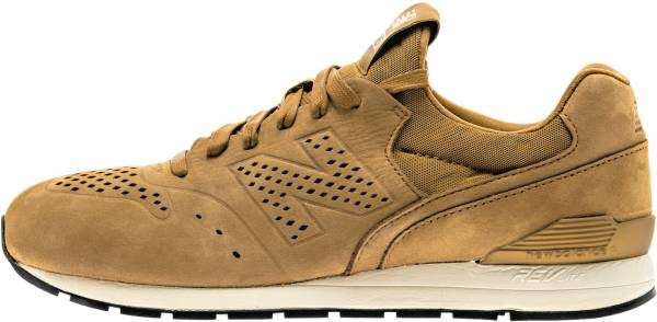 New Balance 696 Deconstructed Brown